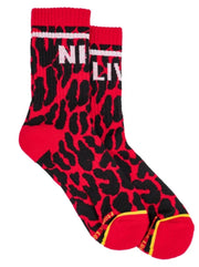 Baby Steps Nine Lives Socks - Black Multi