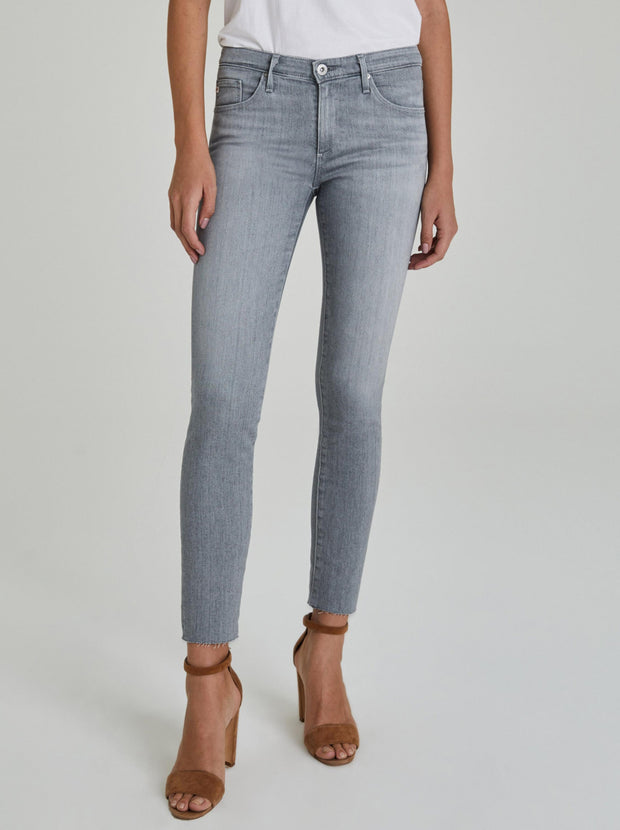 The Prima Ankle Mid-Rise Jean - Apprentice