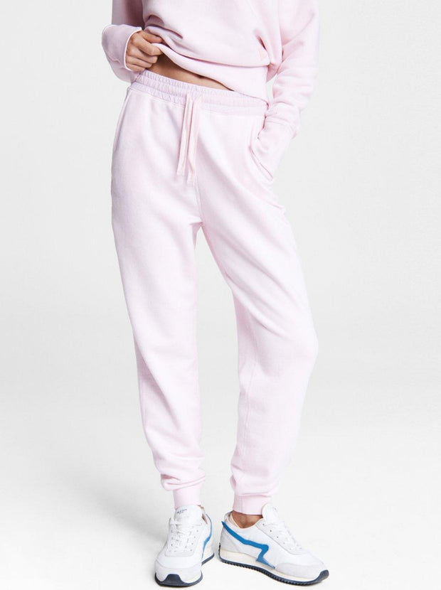 Fleece Relaxed-Fit Sweatpant - Ultra Pink