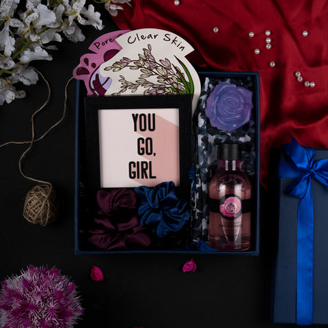 Gift Box For Women's Day