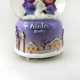 Winter Lover- Romantic Musical Snow Ball Gift for Couple