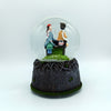 Cute Lovers Together: Musical Crystal Ball Gift for Lovers