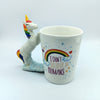 3D Unicorn Mug | Exclusively Curated Tea Coffee Mug