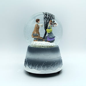 Lovely Winters | Musical Crystal Ball with Snow Effect