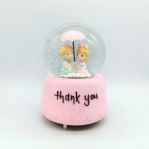 Thank You | Snowball Gift for Couple