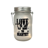 Lovely Bedroom Decorative Message Jar for Couple