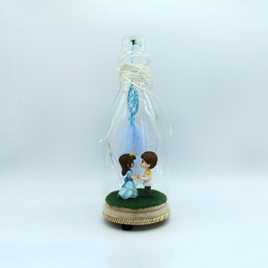 Cute Dream Catcher Message Jars for Couple