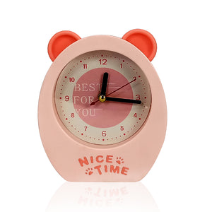 Nice Time Kids Alarm Clock - Kids Room Decorative Alarm Clock