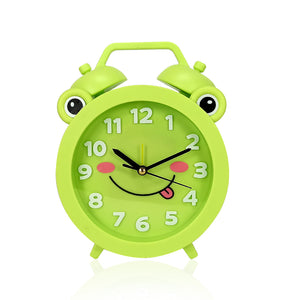 Cute Frog Kids Alarm Clock - Kids Room Decorative Alarm Clock