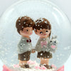 Yearn Musical Crystal Snow Ball