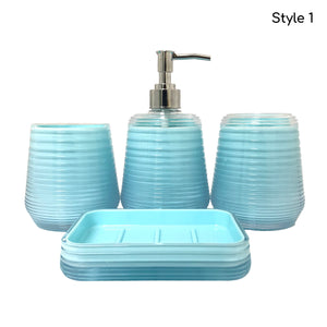 Washroom essentials set | Bathroom Accessories