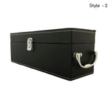 Vintage Wine Case in leather | Best gift for him