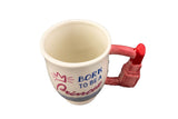 Born to be Princess Coffee Mug