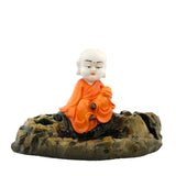 Cute Monk Pen Stand | Spiritual Gifts