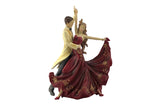 Romantic Couple Premium Decorative Showpiece/Figurine Gift