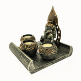 Ganesha Candle Holder | Diwali Corporate Gift