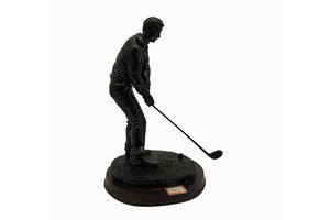Golf Player Figurine