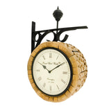 Home Decorative Station Clock - Interior Decorative Clock