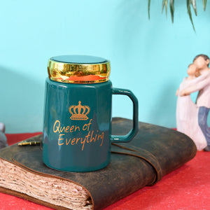 Queen of Everything | Premium Tea/Coffee Mug for The Queen