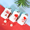 The Elegant LOVE | Mirror Lid Coffee Mug Gifts for Couple