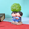 The Glowing Tree of Love | A Cute Figurine of Love - Gift for Couple/Friends