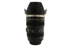 Camera Lens Thermos Mug for Photographers - Corporate Gift