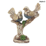 Bird Table Décor | Beautiful Home Décor