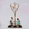 Cute Lovers Together: Living room Decorative Gift