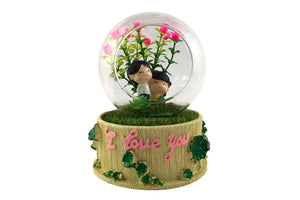 I Love You - Sweet Love Crystal Ball Gifts for Lovers