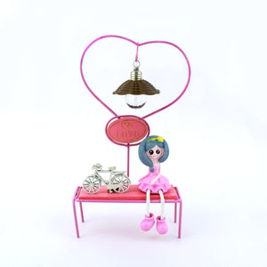 Cute Table Charmer | Girl's Living/Bed Room Decor