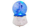 Cute Couple Musical Crystal Ball with LED light