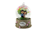I Love You - Sweet Love | Couple Crystal Ball Gift for Lovers