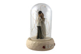Lovers Together Lighting Lamp: Bedroom Decorative Gift for Couple