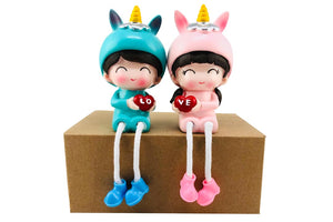 Cute Lovers 💖 Bedroom/Living room Decorative Ornament