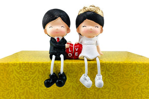 Cute Lovers 💖 Bedroom/Living room Decorative Figurine