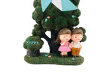 🎼 Musical Windmill: Lovely Couple Living Room Decorative Gift