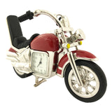 Decorative Cruiser Bike Dummy with Clock