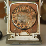 Vintage Telephone for Office Decoration, Retro Telephone