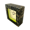 Antique black marble look table watch | Table décor