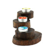 Foldable Wooden Candle Holder | Aesthetic Home Décor