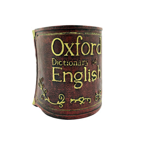 Oxford dictionary pen stand | Desk organiser