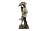 True Lovers Together, Romance Under Umbrella