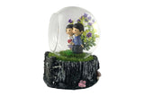 Lovers Crystal Dome: Cute Decorative Gift for Lovers