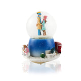 Winter Love Snowball Gift for Couples