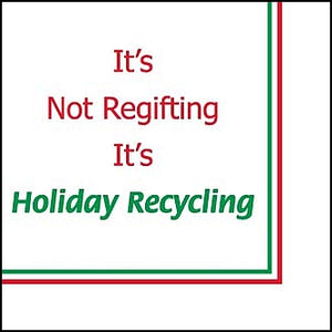 11400- Holiday Recycling