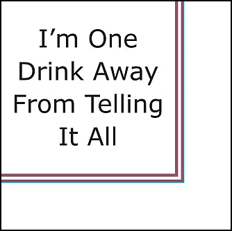 41750- One Drink