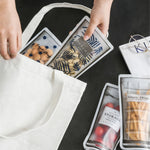 4 Pieces Reusable Food Storage Bags