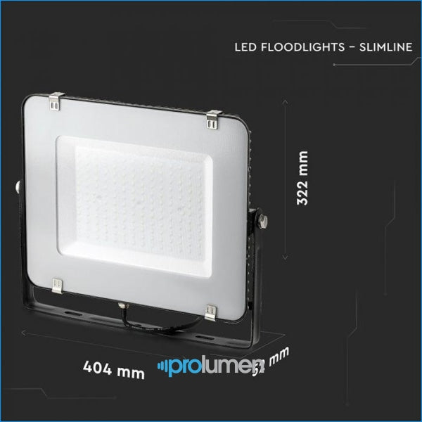 Faro Led Vt-150 Superslim Chip Samsung 150W Ip65
