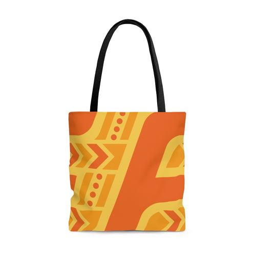 Tote Bag - (Orange)