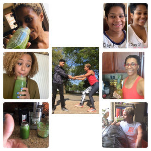 $10 for 10-Day Community Juicing Fast Program (Coming Soon)